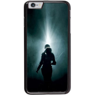 Ayaashii A Girl Walking Alone Back Case Cover for Apple iPhone 6S
