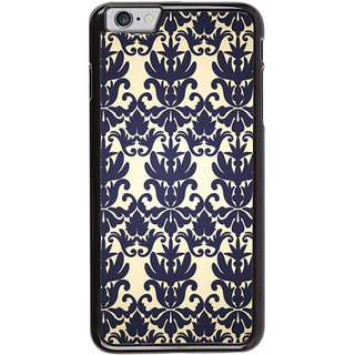 Ayaashii Floral Design Pattern Back Case Cover for Apple iPhone 6