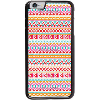 Ayaashii Azetec Design Back Case Cover for Apple iPhone 6S