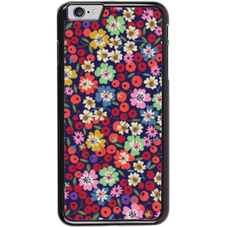 Ayaashii Flower Pattern Back Case Cover for Apple iPhone 6S