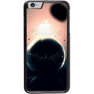 Ayaashii Apple Logo Back Case Cover for Apple iPhone 6