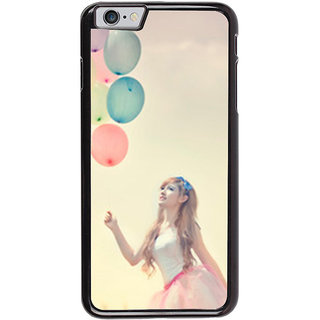 Ayaashii A Girls With Ballons Back Case Cover for Apple iPhone 6