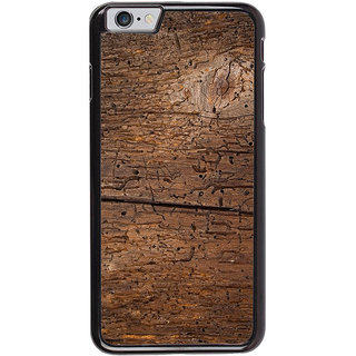 Ayaashii Rock Shaded Layer Back Case Cover for Apple iPhone 6