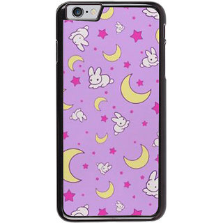 Ayaashii Rabbit Pattern Back Case Cover for Apple iPhone 6