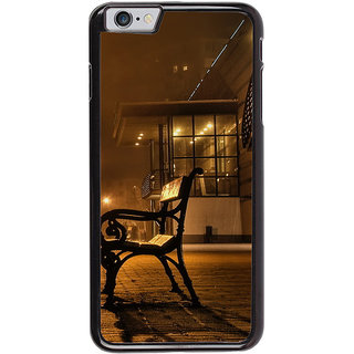 Ayaashii An Idle Bench In The Road Back Case Cover for Apple iPhone 6S