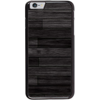 Ayaashii Wooded Layered Pattern Back Case Cover for Apple iPhone 6