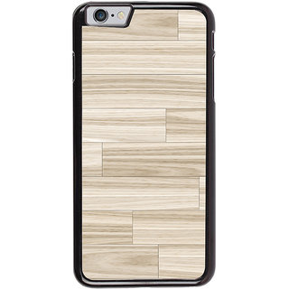 Ayaashii Wood Layerd  Back Case Cover for Apple iPhone 6S