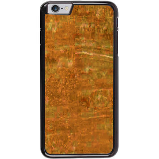 Ayaashii Moss Painting Back Case Cover for Apple iPhone 6S