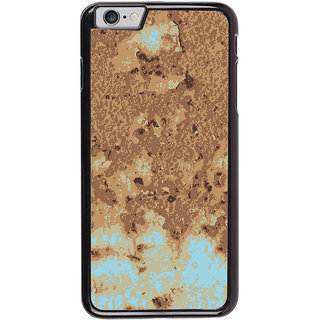 Ayaashii Moss Painting Back Case Cover for Apple iPhone 6