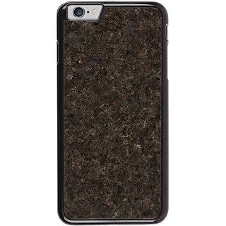 Ayaashii Brown Marble Back Case Cover for Apple iPhone 6S