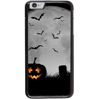 Ayaashii Big Moon Back Case Cover for Apple iPhone 6S