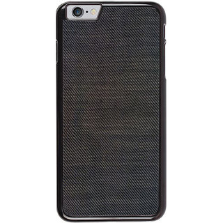 Ayaashii Jeans Cloth Back Case Cover for Apple iPhone 6S