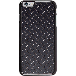 Ayaashii Floormat Pattern Back Case Cover for Apple iPhone 6S