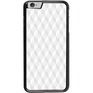 Ayaashii White Cubes Back Case Cover for Apple iPhone 6