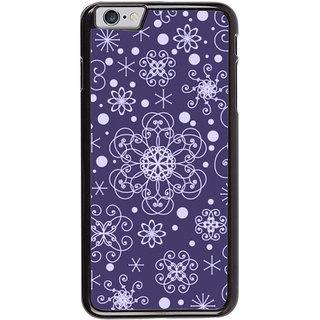 Ayaashii Rangoli Pattern Back Case Cover for Apple iPhone 6