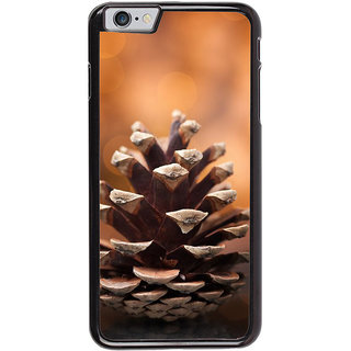 Ayaashii Single Pine Cone Back Case Cover for Apple iPhone 6S