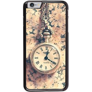 Ayaashii Chain Watch Back Case Cover for Apple iPhone 6S