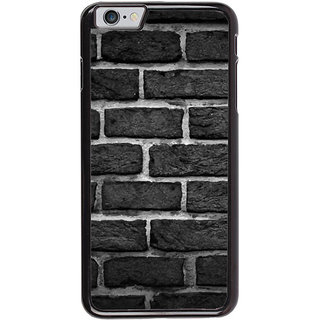 Ayaashii Black And White Wall Back Case Cover for Apple iPhone 6S