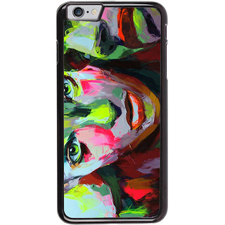 Ayaashii Face Painting  Back Case Cover for Apple iPhone 6