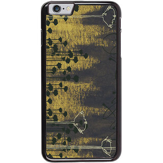 Ayaashii Trees Painting Back Case Cover for Apple iPhone 6S