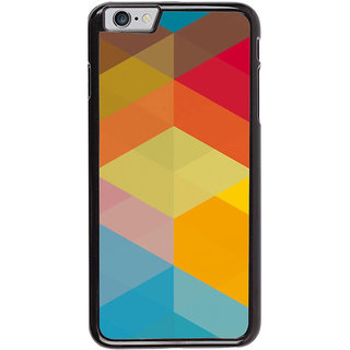 Ayaashii Diamond Abstract Back Case Cover for Apple iPhone 6S