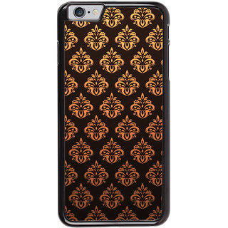 Ayaashii Rangoli Pattern Back Case Cover for Apple iPhone 6S