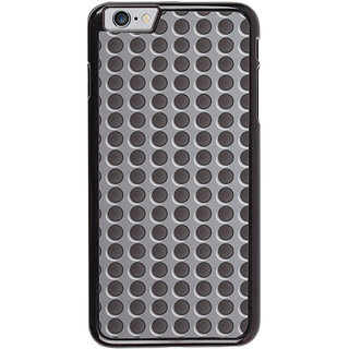 Ayaashii Round Buttons Pattern Back Case Cover for Apple iPhone 6