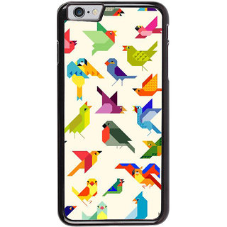 Ayaashii Birds Pattern Back Case Cover for Apple iPhone 6