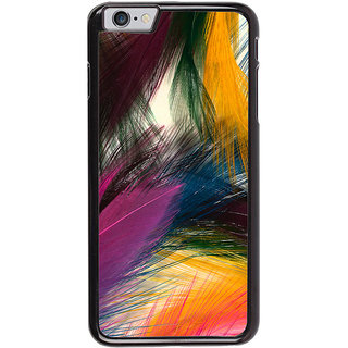 Ayaashii Colorful Farr's Back Case Cover for Apple iPhone 6