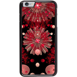 Ayaashii Animated Flowers Back Case Cover for Apple iPhone 6