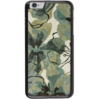 Ayaashii Flower Print Back Case Cover for Apple iPhone 6
