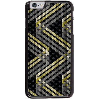 Ayaashii Zigzag Pattern Back Case Cover for Apple iPhone 6