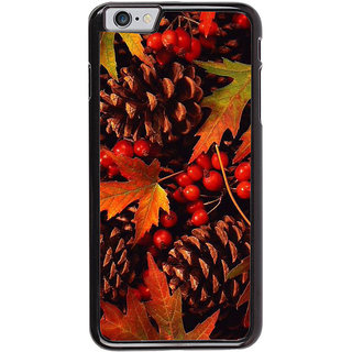 Ayaashii Pine Cone Back Case Cover for Apple iPhone 6