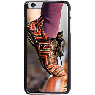 Ayaashii Trendy Shoe Back Case Cover for Apple iPhone 6
