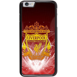 Ayaashii Liverpool Football Back Case Cover for Apple iPhone 6