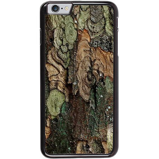 Ayaashii Colorful Tree Bark Back Case Cover for Apple iPhone 6