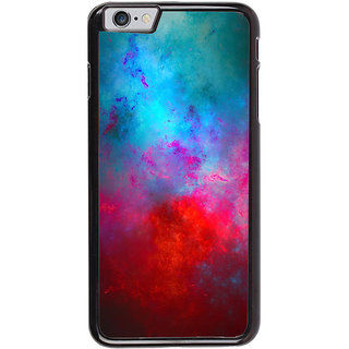Ayaashii Colorful Sky Painting Back Case Cover for Apple iPhone 6