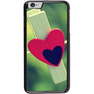 Ayaashii Love Clip Back Case Cover for Apple iPhone 6