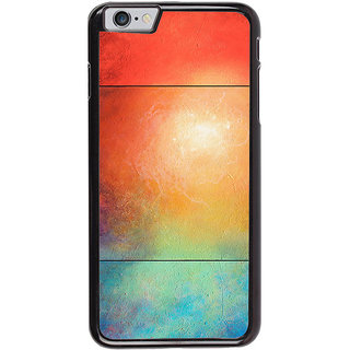 Ayaashii Colorful Sky Back Case Cover for Apple iPhone 6