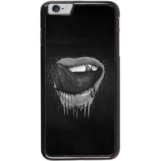 Ayaashii Sexy Mouth Back Case Cover for Apple iPhone 6