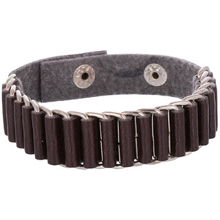 Grandiose  Non Plated Brown Others Bracelets For Unisex