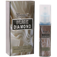 Shama Black Diamond Series Alcohol Free, Undiluted Perfume For Men , 60 Ml Bottle - (Brand Outlet)