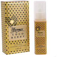 Shama Coco Berry Series Alcohol Free, Undiluted Perfume For Unisex , 60 Ml Bottle - (Brand Outlet)