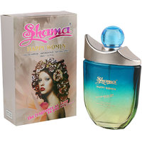 SHAMA Happy Women Series Alcohol Free, Undiluted Perfume For Women,100 Ml Bottle - (Brand Outlet)