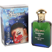 SHAMA Diamond Series Alcohol Free, Undiluted Perfume For Unisex,100 Ml Bottle - (Brand Outlet)