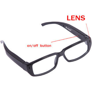 M MHB Spy Reading Glasses Camera With HD Quality Recording.Original brand only Sold by M MHB .While recording no light Flashes.32gb memory supportable