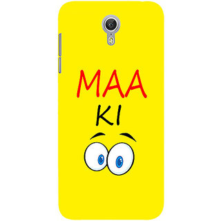 Casotec Funny Quotes Design 3D Printed Hard Back Case Cover for Lenovo ZUK Z2 Pro