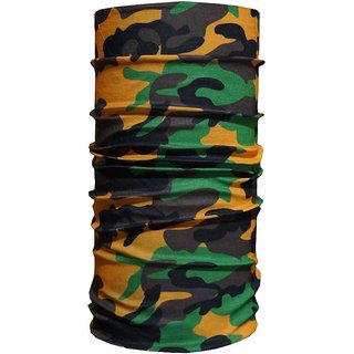 Magic Camoflauge Printed Bandana MAGCAM068