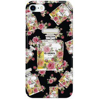 Dreambolic Floral-Bottle,inspiring-by-9 Back Cover for Apple iPhone 7