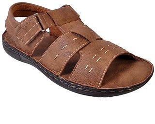 Unifashion Prank Brown Sandal UNF1001CM